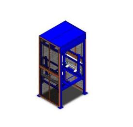Pallet stocker/dispenser