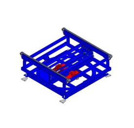 Pallet Chain Turntable