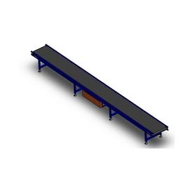 Carton belt conveyor